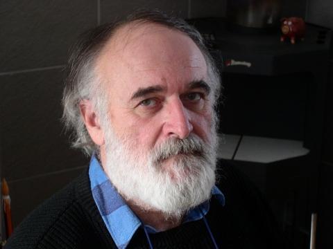 Jaroslav Kovanda (Foto: Klub kultury Napajedla)