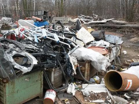 Česká inspekce životního prostředí středočeský kraj