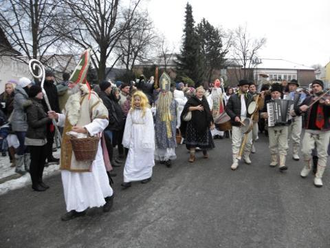 3ade5d83f9c Valašský mikulášský jarmek (Foto  MěÚ Valašské Klobouky)
