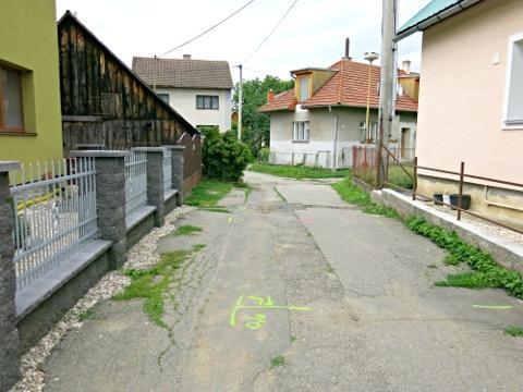 62b655a685f Valašské Klobouky investují dva miliony korun do oprav dvou ulic ve městě.  Foto  MěÚ Valašské Klobouky