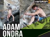 Adam Ondra (Foto: Vertikon-Singing Rock)