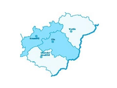 Pila zlínský kraj