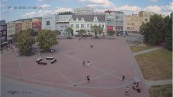 Webová kamera na náměstí Míru ve Zlíně