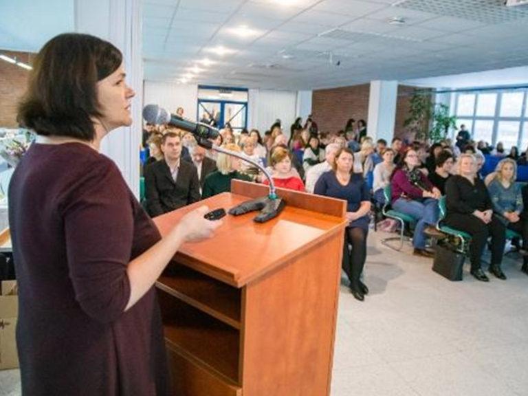 Paliativní tým ze zlínské nemocnice představil svou práci na konferenci