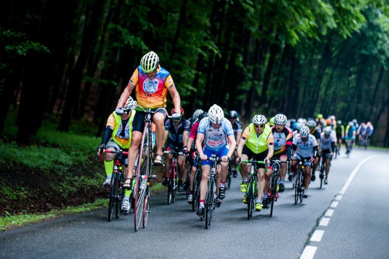 Cyklotour Na kole dětem se zastavila ve Zlíně. foto: Na kole dětem